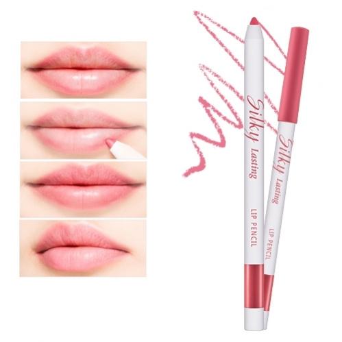Missha - Missha Silky Lasting Lip Pencil (Angel Cheeks) 0.25g