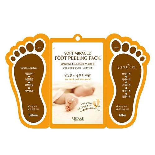 MjCare - Mjcare Çorap Tipi Ayak Peeling Maskesi