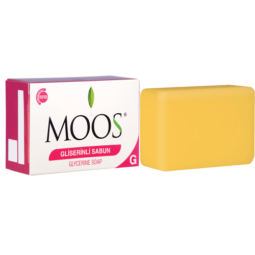 Moos - Moos-G Sabun Gliserinli 100gr