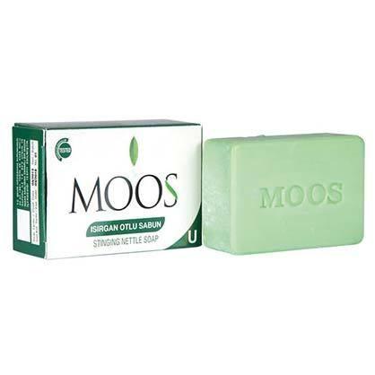 Moos - Moos-U Sabun Isırgan Otlu 100gr