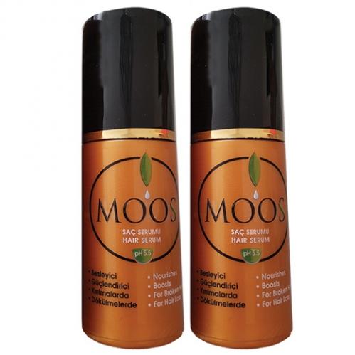 Moos - Moos Saç Dökülmesi Karşıtı Serum 2 x 90ml