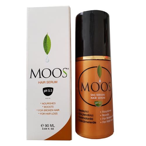 Moos - Moos Saç Dökülmesi Karşıtı Serum 90ml