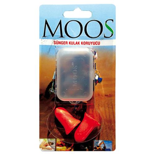 Moos - Moos Sünger Kulak Tıkacı 2'li