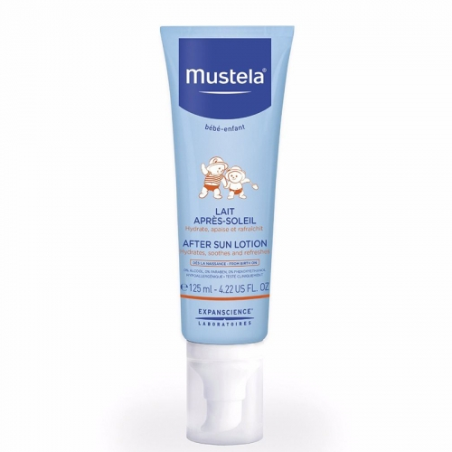 Mustela After Sun Hydrating Lotion 125ml