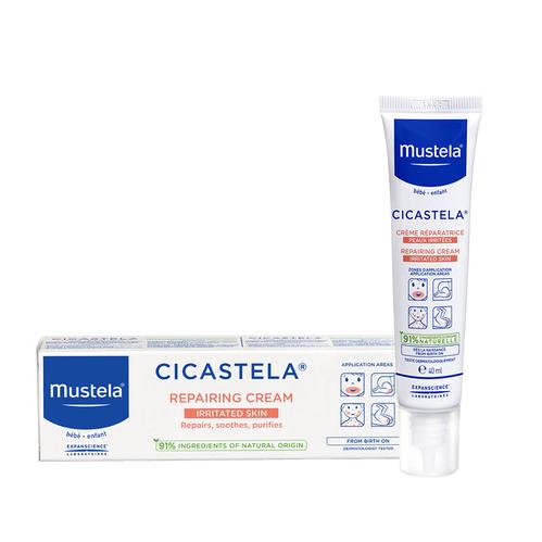 Mustela - Mustela Cicastela Repairing Cream 40 ml