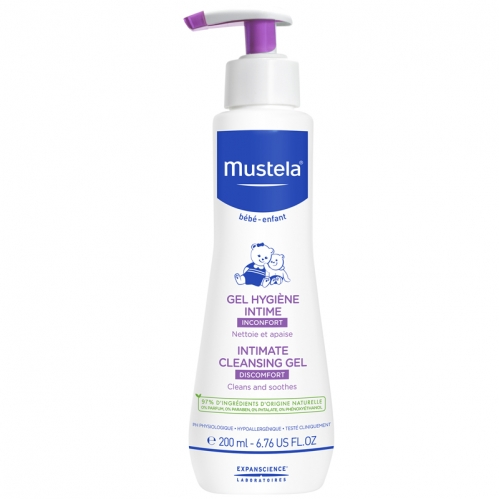 Mustela - Mustela Intimate Cleansing Gel 200 ml