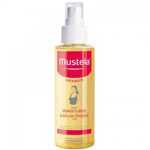Mustela Maternite Stretch Marks Prevention Oil 105ml - Çatlak Öncesi Yağı