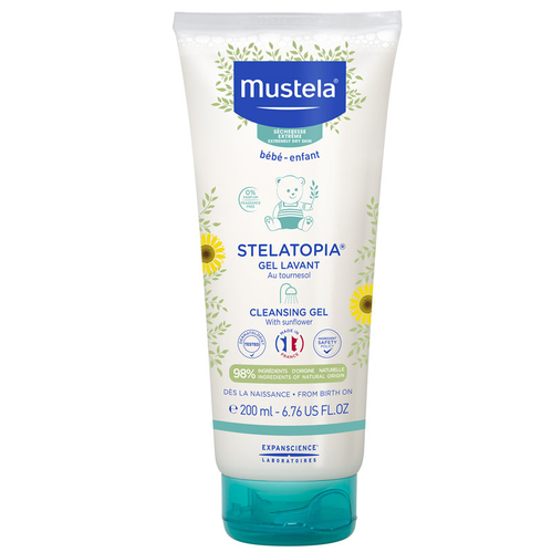Mustela - Mustela Stelatopia Cleansing GEL 200 ml