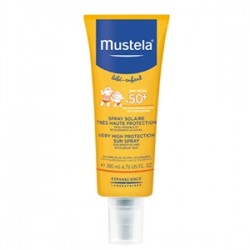 Mustela - Mustela Very High Protection Sun Spray 200ml YENİ