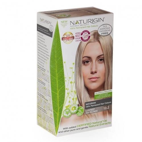 Naturigin - Naturigin Organik İçerikli Saç Boyası 10.2 Çok Açık Kül Sarısı