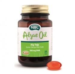 NBL - Nbl Alg Yağı İçeren Takviye Edici Gıda 200g
