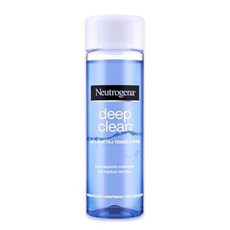 Neutrogena - Neutrogena Deep Clean Göz Makyaj Temizleyici 125ml