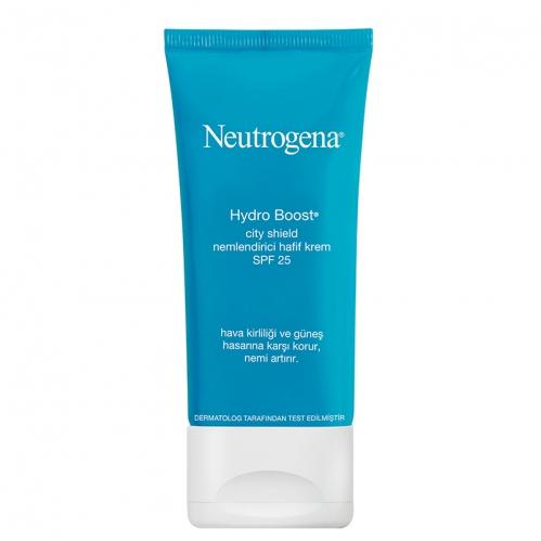 Neutrogena - Neutrogena Hydro Boost Nemlendirici Hafif Krem SPF25 50ml