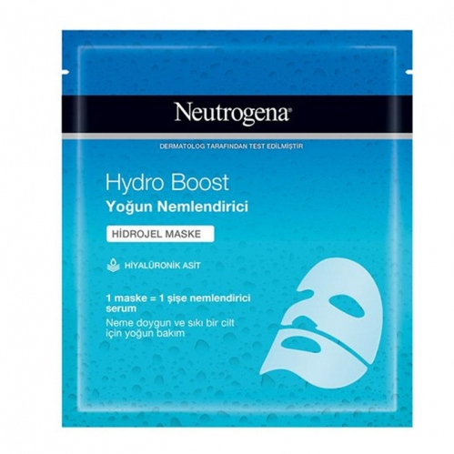 Neutrogena - Neutrogena Hydro Boost Yoğun Ne mlendirici Hidrojel Maske 30 ml