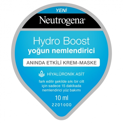 Neutrogena - Neutrogena Hydro Boost Yoğun Ne mlendirici Maske 10 ml