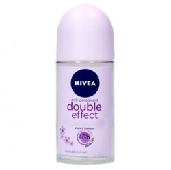 Nivea - Nivea Double Effect 48h Roll On 50ml