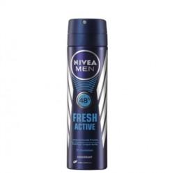 Nivea - Nivea Man Fresh Deodorant Erkek 150ml