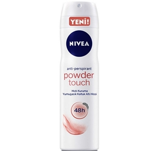 Nivea Powder Touch Bayanlar İçin Sprey 150mL