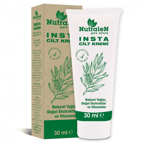 Nutralen - Nutralen Insta Cilt Bakım Kremi 30 ml