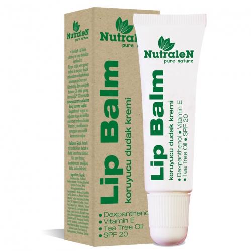 Nutralen - Nutralen Lip Balm Koruyucu Dudak Kremi 10 ml