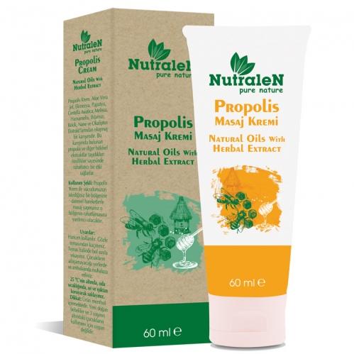 Nutralen - Nutralen Propolis Masaj Kremi 60 ml