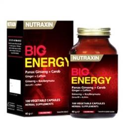 Nutraxin - Nutraxin Bigenergy 100 tablet 40gr