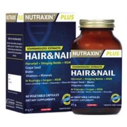 Nutraxin - Nutraxin Hair & Nail 60 Kapsül