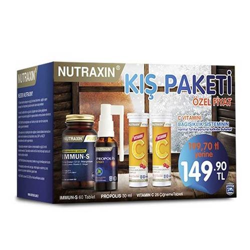 Nutraxin - Nutraxin Kış Paketi