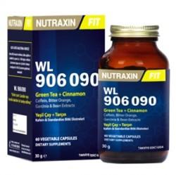 Nutraxin - Nutraxin WL 906 090 Kapsül 60 adet