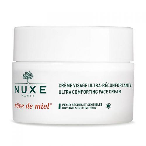 Nuxe Reve De Miel Creme Visage Ultra Reconfortante Nemlendirici Krem 50ml