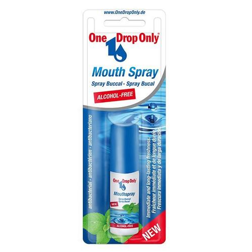 One Drop Only - One Drop Only Doğal Ağız Spreyi Cool Fresh Alkolsüz 15 ml