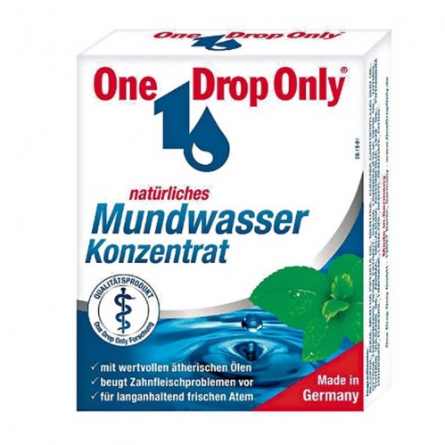 One Drop Only - One Drop Only Konsantre Ağız Gargarası 10 ml