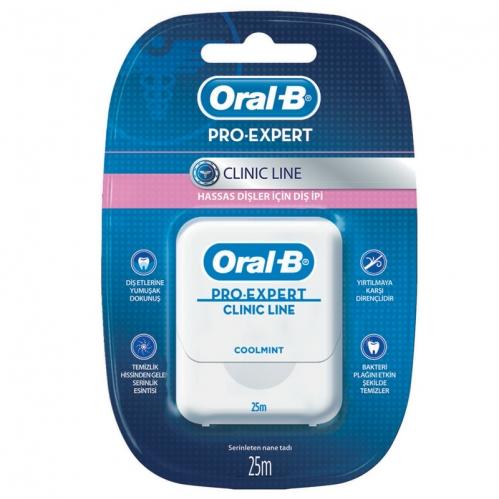 Oral-b - Oral B Pro Expert Clinic Line Diş İpi 25m
