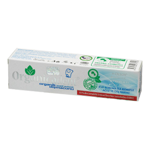 Organicadent - Organicadent Organik Diş Macunu 100ml