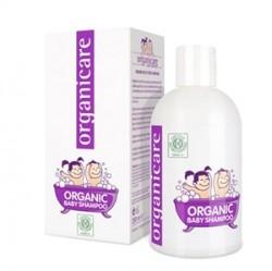 Organicum - Organicare Organic Baby Shampoo Organik Saç ve Vücut Şampuanı 250ml