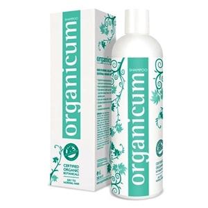 Organicum Kuru ve Normal Saçlar İçin Organik Hidrosollü Şampuan 350ml