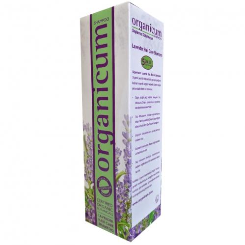 Organicum - Organicum Lavanta Saç Bakım Şampuanı 350ml