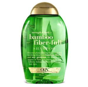 Organix Bamboo Fiber-Full Shampoo 385ml