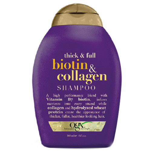 Organix - Organix Biotin&Collagen Full Dolgunlaştırıcı ve Uzatıcı Şampuan 385ml