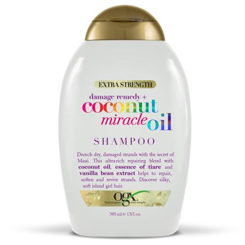 Organix - Organix Coconut Miracle Oil Shampoo 385ml