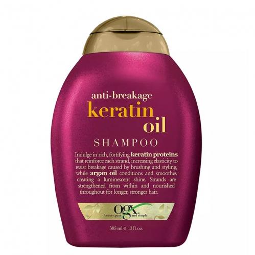 Organix - Organix Keratin Oil Kırılma Karşıtı Şampuan 385ml