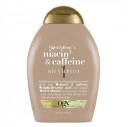 Organix - Organix Niacin3 & Caffeine Shampoo 385ml