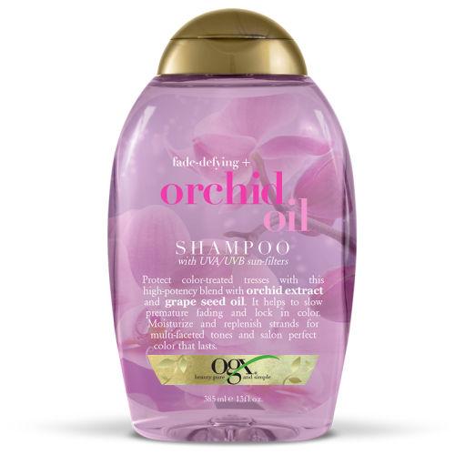 Organix Orchid Oil Shampoo 385ml
