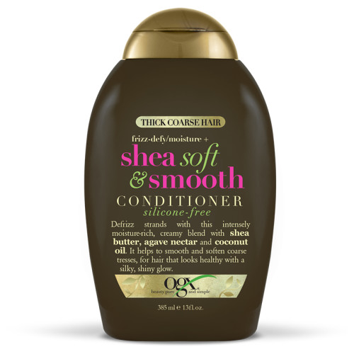 Organix - Organix Shea Soft & Smooth Conditioner 385ml