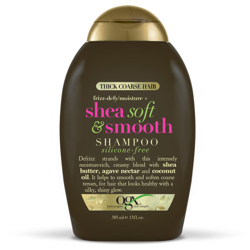 Organix - Organix Shea Soft & Smooth Shampoo 385ml