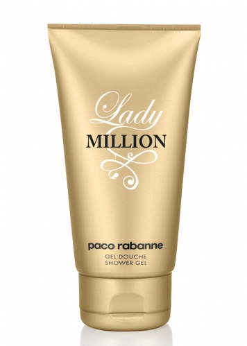Paco Rabanne - Paco Rabanne Lady Million Shower Gel 150 ml