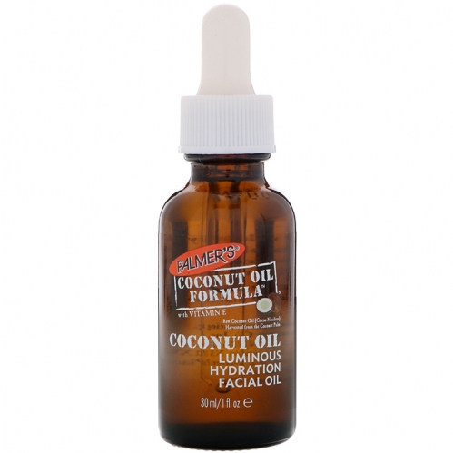 Palmers - Palmers Coconut Oil Luminous Hydration Facial Oil 30ml