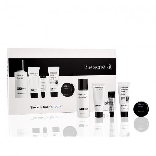 PCA Skin - PCA Skin Akneye Eğilim Gösteren Ciltler için Tanışma Seti