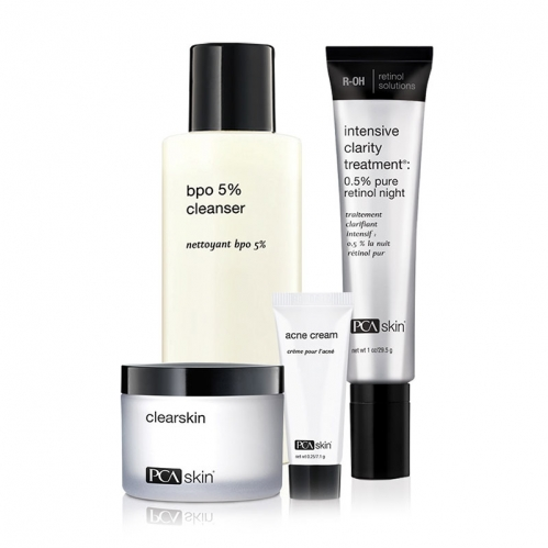 PCA Skin - PCA Skin The Acne Control Regimen SET