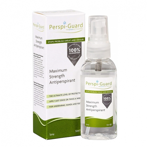 Perspi - Perspi Guard Maksimum Güçte Ter Karşıtı Sprey
